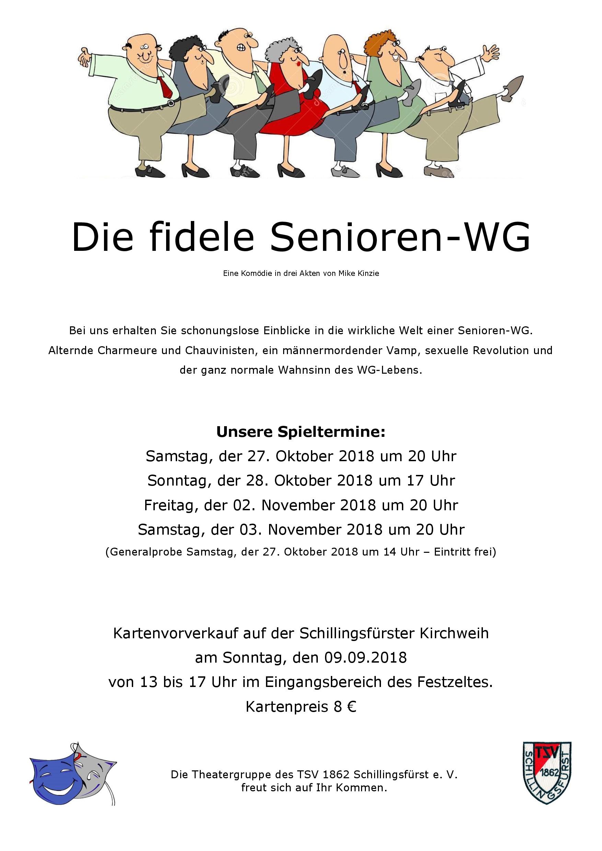 Die fidele Senioren-WG