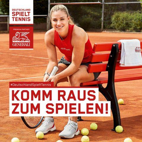 Copyright Deutscher Tennis Verband & Generali Versicherung